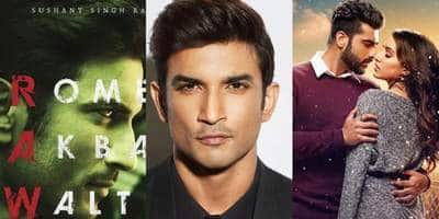 Bollywood Films You Won't Believe Sushant Singh Rajput Rejected!