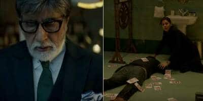 Badla Trailer: Taapsee Pannu And Amitabh Bachchan Starrer Will Leave You With A Lot Of Questions And A Feeling Of Gloom