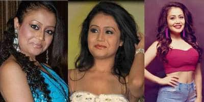 Then And Now: Neha Kakkar Seems To Have Had One Of The Most Amazing Transformations!