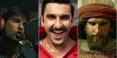 RANKED: All Films Of Ranveer Singh According To Their Opening Day Box-Office Collection