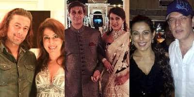 Before Engagement To Maneck Contractor, Pooja Bedi Dated These 5 Men!