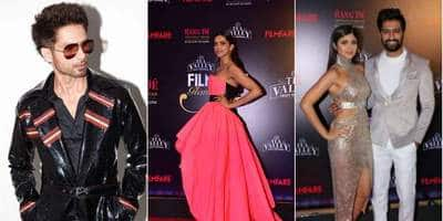 Bollywood Celebs At Filmfare Style And Glamour Awards Prove Why Bollywood And Style Is The Steamiest Love Affair