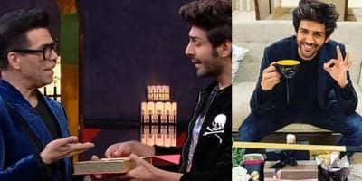 6 Instances From Koffee With Karan That Prove Of Kartik Aaryan Is Still Every Bit The 'Son Of Gwalior' At Heart