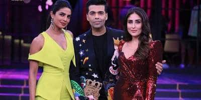 Koffee With Karan Promo: Guess What's Common Between Kareena Kapoor Khan And Priyanka Chopra Jonas?
