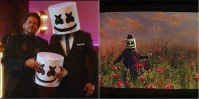 Shah Rukh Khan's Cameo In DJ Marshmello's Biba Will Make The Filmy Keeda In You Scream With Excitement