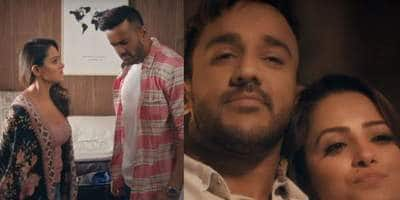 WATCH: Anita Hassanandani And Husband Rohit Reddy Recreate Their Romance For Teri Yaad Song!