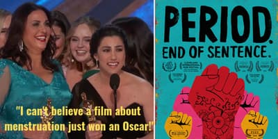 Not Just Padman, There Is Another Film On Periods In Rural India And It Just WON An OSCAR!