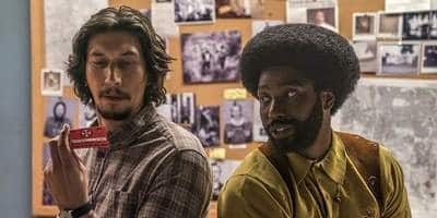 Oscar 2019 - 'BlacKkKlansman' wins best adapted screenplay