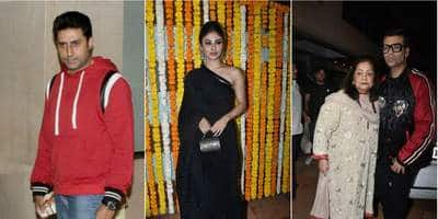 Bollywood And TV Celebs Turn The Naming Ceremony Of Ekta Kapoor's Son  Into A Star Studded Affair