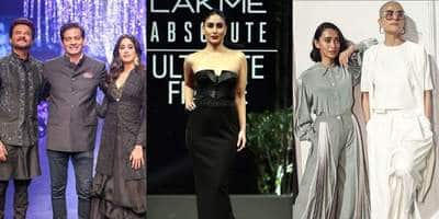 Lakme Fashion Week 2019: Here's All The Bollywood Celebs Who Turned Showstopper This Year!
