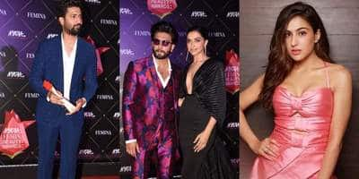 In Pictures: Bollywood And TV Stars Shimmer At The Red Carpet Of This Award Ceremony!