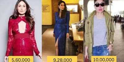 In Pictures: Only Begum Kareena Kapoor Khan Could Have Afforded These Super Expensive Fashion Choices