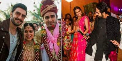 Not Just You, But These Bollywood Celebrities Also Gatecrashed Weddings For Fun