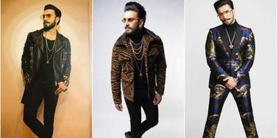 Here Is Proof That Ranveer Singh's Style Is Not Just Crazy But Also Insanely Expensive