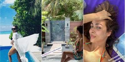 Malaika Arora's Maldives Vacation Will Inspire You To Pick Up Your Bags And Head For A Beach Vacay