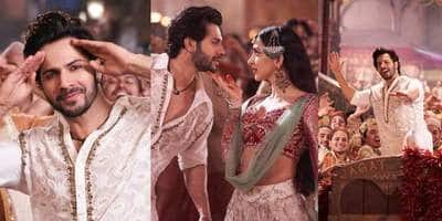 First Class Song: Varun Dhawan Is In His Element, And Kiara Advani Makes A Special Appearance!