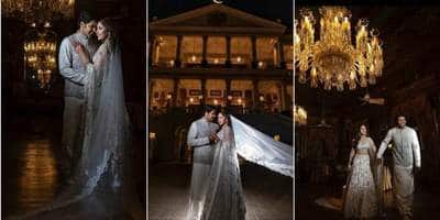 Arya And Sayyesha Saigal's Pre-Wedding Pictures Are Everything Fairytale Weddings Are Made Of