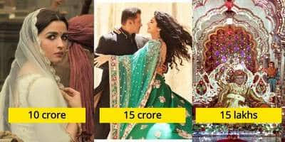 In Pictures: The 10 Most Expensive Bollywood Sets Ever Will Leave You Speechless!