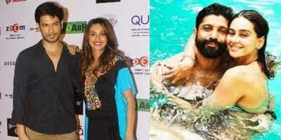 Did You Know That Shibani Dandekar Was Linked To These Men Before Dating Farhan Akhtar?