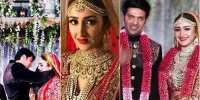 In Pictures: Sayyesha Saigal And Arya's Wedding Was Nothing Short Of A Royal Affair