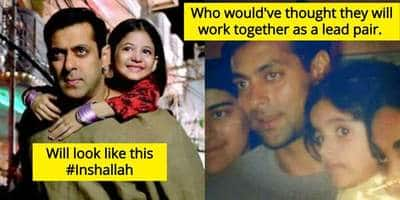 Here's How Twitterati Have Reacted To Salman And Alia Being Paired Together In Inshallah!