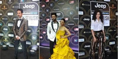 HT India's Most Stylish Awards 2019: Bollywood Sets The Black Carpet Ablaze With The Hottest Trends Of The Season
