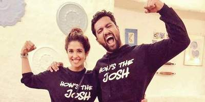 Is Everything Well Between Vicky Kaushal And Alleged Girlfriend Harleen Sethi?