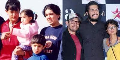 Did You Know That Aamir's Son Junaid Is Also An Actor? But Here's Why He Remains Lowkey