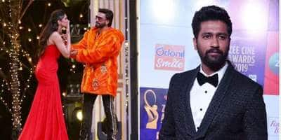 Deepika Padukone Gets Annoyed As Vicky Kaushal Teases Her With 'Bhabhi' At The Award Show