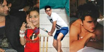 Not Just Sara And Taimur, Ibrahim Khan Is The Pataudi Child You Need To Watch Out For