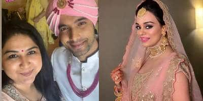The Pictures And Videos From Ssharad Malhotra And Ripci Bhatia's Wedding Ceremony Are Here!