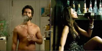 Bollywood Celebs Who Do Not Drink Or Smoke But Played Addicts On Screen Convincingly