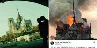 Notre Dame Fire: From Films To Twitter Reactions, Here Is How Bollywood Has Been Reminiscing The Iconic Cathedral