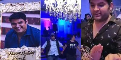 Kapil Sharma's Birthday Bash Is One Punjabi Party We Seriously Wish We Were A Part Of