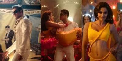 Bharat Song Slow Motion Is All About Disha Patani