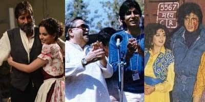 11 Bollywood Celebs You Won't Believe Amitabh Bachchan Has Never Worked With!