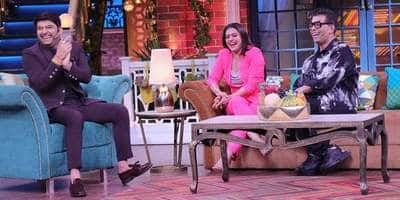5 Revelations That Karan Johar And Kajol Made On Thee Kapil Sharma Show!