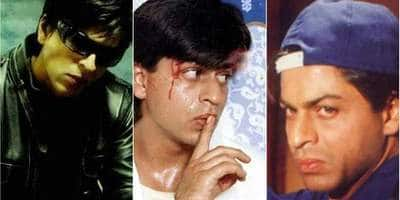 RANKED: Villainous Roles Of Shah Rukh Khan That Make Him The Superstar Of Darkness