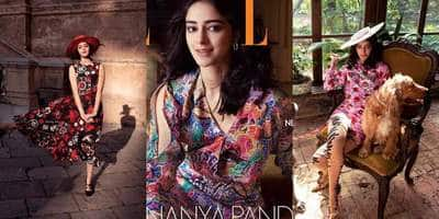Before Her Debut With Student Of The Year 2, Ananya Panday Is A Sight To Behold In Her Latest Photoshoot!