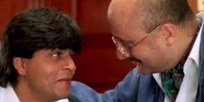 Shah Rukh Khan And Anupam Kher Are Missing Each Other And Their Twitter Banter Will Take You Back To Their DDLJ Days