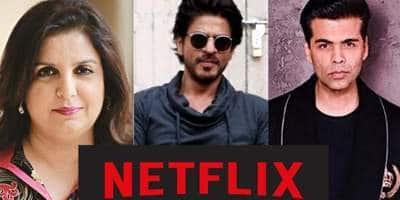 Netflix Announces 10 New Original Films With Shah Rukh Khan, Karan Johar, Zoya Akhtar And We Are Bubbling With Excitement