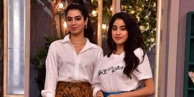 Khushi Kapoor Spills Some Family Secrets Says Janhvi Kapoor Is Boring And Single, Boney Kapoor Has A Curfew Time For Her