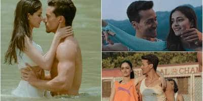 SOTY2's Fakira: Tiger Shroff And Ananya Panday Just Can't Create Any Chemistry In This Slow Motion Song!