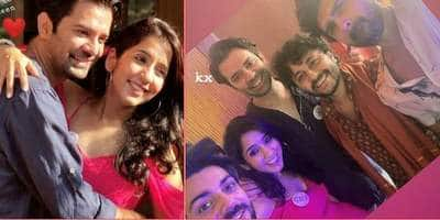 In Pictures: Barun Sobti And Wife Pashmeen Manchanda To Embrace Parenthood, Throws A Lavish Baby Shower