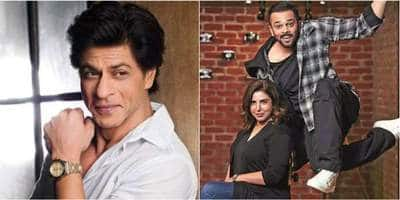 Shah Rukh Khan Might Just Be A Part Of The Farah Khan And Rohit Shetty Film