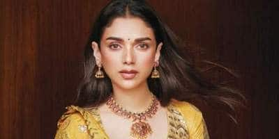 Aditi Rao Hydari Talks About Her Weirdest Audition Says 'I Dad To Literally Make Out With Someone I Didn't Know'