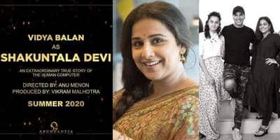 These 4 Upcoming  Films Of Vidya Balan Are Proof That She Can Play Anyone And Anything!