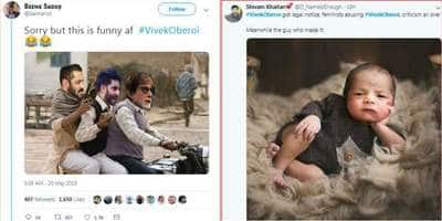 Vivek Oberoi's Meme On Aishwarya Rai Bachchan Might Not Be Funny, But These Memes On The Controversy Are Definitely Hilarious