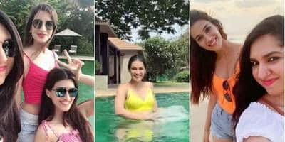 Kriti Sanon's Goa Trip With Soul Sisters Is Everything We Planned With Our Besties