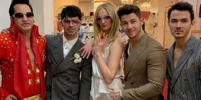 Here Are 5 Shocking Things About Joe Jonas And Sophie Turner's Wedding!